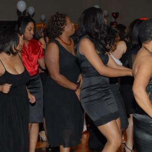 Kappa's Red & White Ball 2009