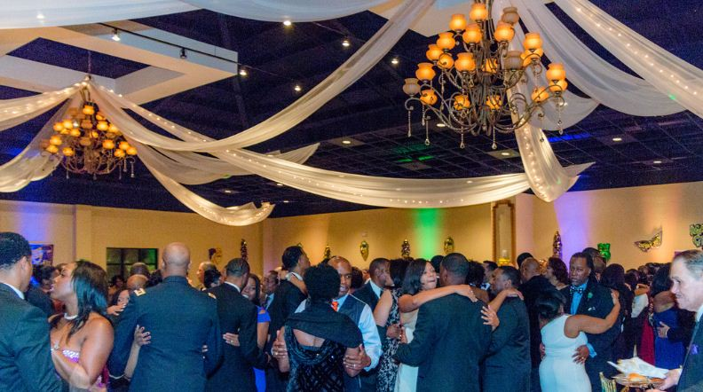 St Aug Houston Chapter Mardi Gras Ball 2015
